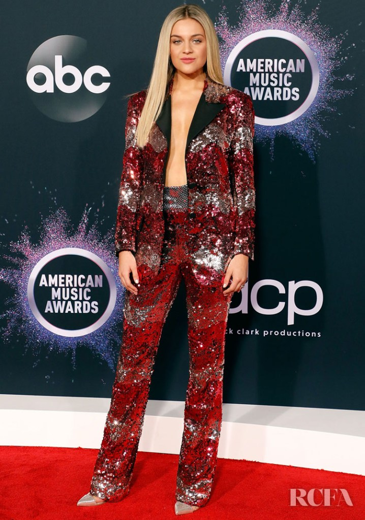 Kelsea Ballerini in Gucci - 2019 AMAs