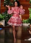 Kerry Washington's Zappy Zimmermann Frock For The Ellen Show