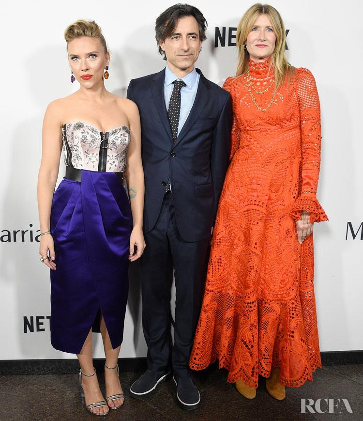 'Marriage Story' LA Premiere With Scarlett Johansson & Laura Dern