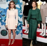 Ovarian Cancer Research Alliance Presents Style Lab with Kate Mara & Maggie Gyllenhaal