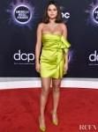 Selena Gomez In Versace - 2019 American Music Awards