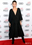 Zendaya Coleman Spotlights Imane Ayissi At The 'Queen & Slim' LA Premiere