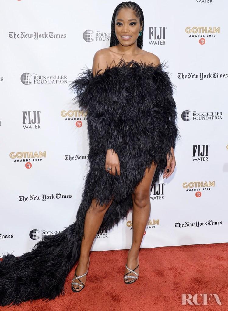 Keke Palmer In Khyeli  - 2019 Gotham Awards