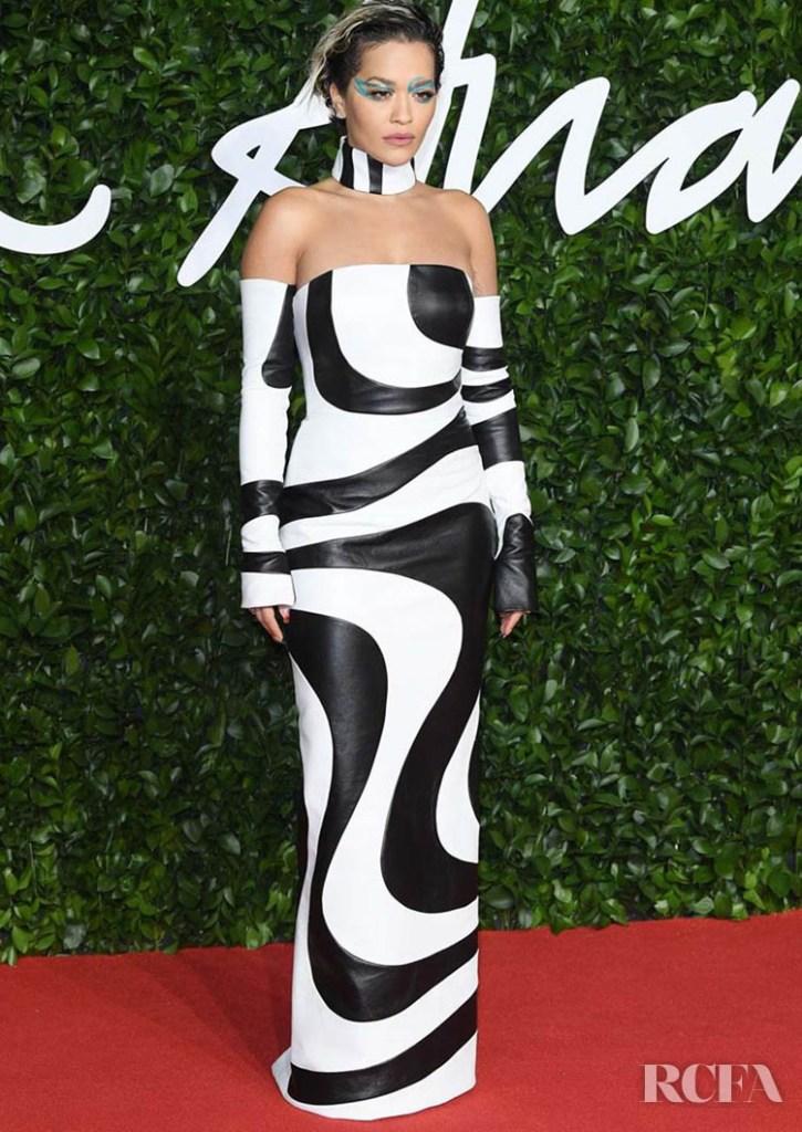 Rita Ora In 16Arlington  - The Fashion Awards 2019