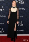 Saoirse Ronan Wore Gucci To The 'Little Women' New York Premiere
