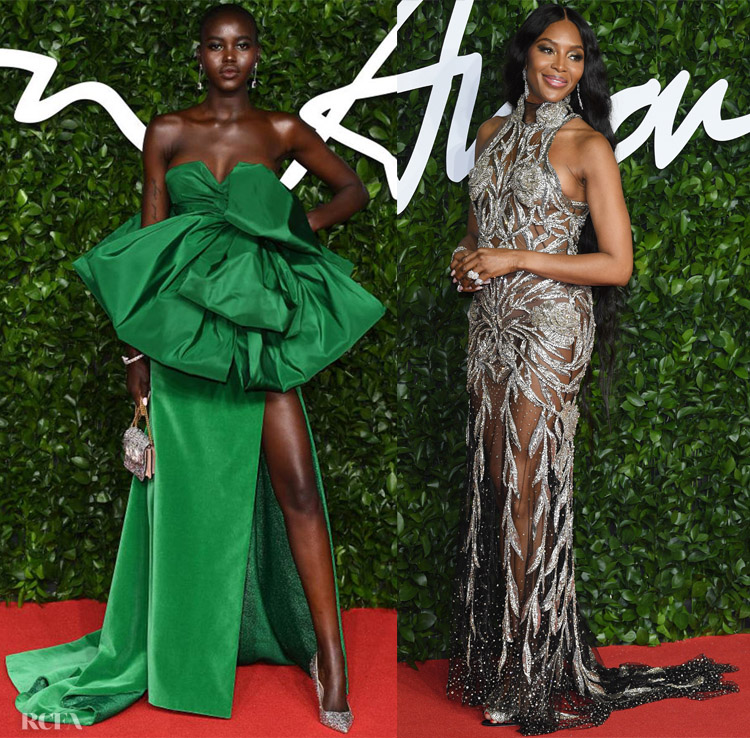 The Fashion Awards 2019 Red Carpet Roundup