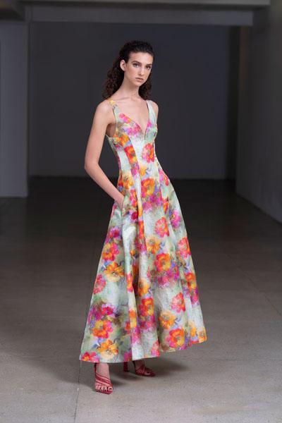 Kathryn Newton Wore Prabal Gurung To The  2020 Costume Designers Guild Awards