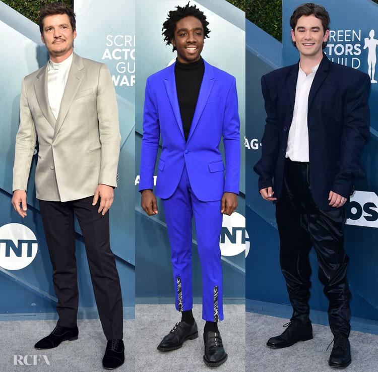 2020 SAG Awards Menswear
