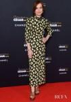 Isabelle Huppert Wore Chloe To The Cesar Revelations 2020 Dinner
