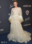 Kathryn Newton Wore Valentino To The InStyle Golden Globes After Party