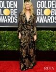 Laura Dern In Saint Laurent - 2020 Golden Globe Awards