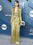 Natalia Dyer In Saint Laurent by Anthony Vaccarello - 2020 SAG Awards