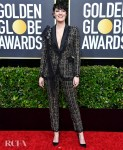 Phoebe Waller-Bridge In Ralph & Russo Couture - 2020 Golden Globe Awards