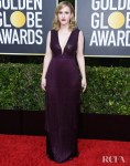 Rachel Brosnahan In Michael Kors Collection - 2020 Golden Globe Awards