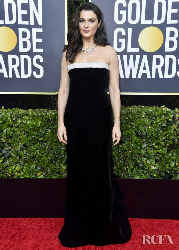 Rachel Weisz tom ford 2020 golden globe awards