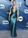 Scarlett Johansson In Armani Prive - 2020 SAG Awards