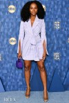 Tika Sumpter Wore Acler To The ABC All Star Party