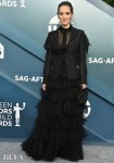 Winona Ryder In Christian Dior Haute Couture - 2020 SAG Awards