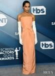 Zoë Kravitz In Oscar de la Renta - 2020 SAG Awards