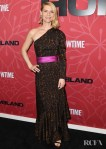 Claire Danes Wore Erdem To The 'Homeland' Season 8 Premiere