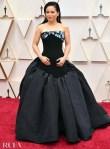 Kelly Marie Tran In Schiaparelli Haute Couture - 2020 Oscars