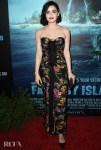 Lucy Hale Wore Jason Wu To The 'Blumhouse's Fantasy Island' LA Premiere