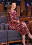 Mary Elizabeth Winstead Wore Preen On The Tonight Show Starring Jimmy Fallon