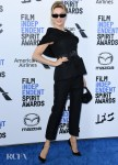 Renée Zellweger In Christian Dior Haute Couture -  2020 Film Independent Spirit Awards