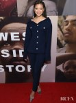Storm Reid Wore ADEAM To The 'West Side Story' Broadway Opening Night