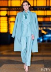 Zoey Deutch Rocks Three Looks In New York City Promoting 'Buffaloed'
