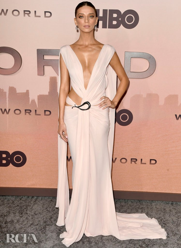 Angela Sarafyan Wore Redemption To The 'Westworld' Season 3 LA Premiere