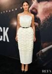 Janina Gavankar Wore Azzi & Osta To 'The Way Back' LA Premiere