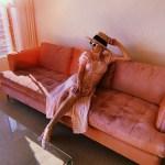 Emma Roberts Goes Gingham In Sleeper On Instagram