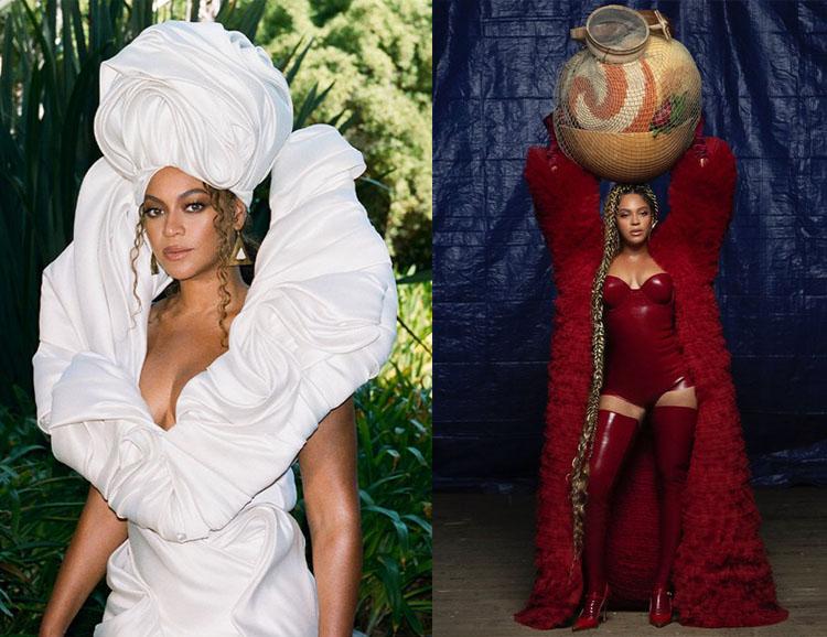 Beyonce Alon Livné Black is king