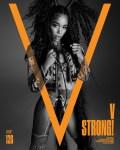 Laura Harrier For V Magazine V126 Fall 2020