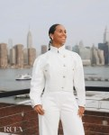 Alicia Keys Wore Chanel On Good Morning America