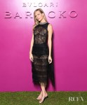 Poppy Delevingne Wore Fendi To The Bvlgari Barocco Event