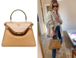 Rosie Huntington-Whiteley's Fendi Peekaboo Iseeu Bag