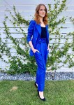 Evan Rachel Wood Promotes 'Kajillionaire' In Gabriela Hearst & Adam Lippes