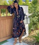 Gabrielle Union Was Boho Glam For The 'Gram