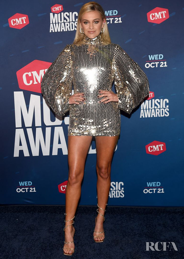 Kelsea Ballerini Wore Tom Ford To The 2020 CMT Awards