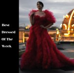 Best Dressed Of The Week - Anne Hathaway In Ralph & Russo Couture