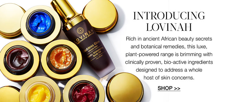 Cult Beauty Newness: LOVINAH