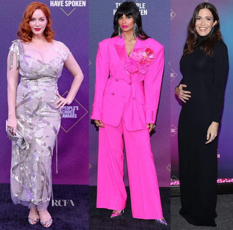 2020 People's Choice Awards Red Carpet Roundup