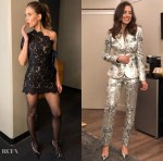 Alison Brie Promotes 'Happiest Season' On The Late Shows