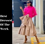 Best Dressed Of The Week - Nieves Álvarez in Pertegaz