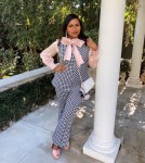 Mindy Kaling Gets Back To Business In Rosetta Getty & Tory Burch