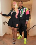 Nicki Minaj Wore David Koma For The 'Gram