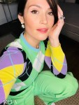 Gemma Arterton Wore Versace On 'This Morning'