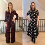 Emily Blunt Wore Erdem Promoting 'Wild Mountain Thyme'